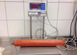 Matchvekt 1000 gram