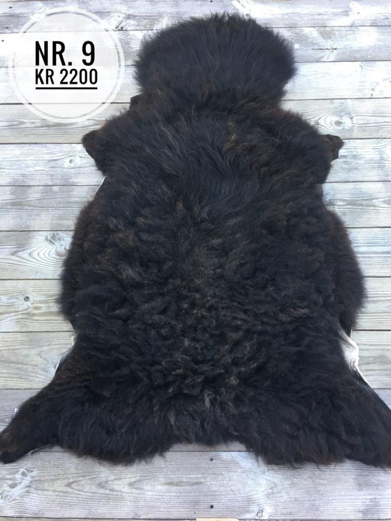 Skinn nr. 9 kr 2200