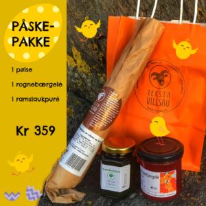 Påskepakke 359 - Reksta Villsau