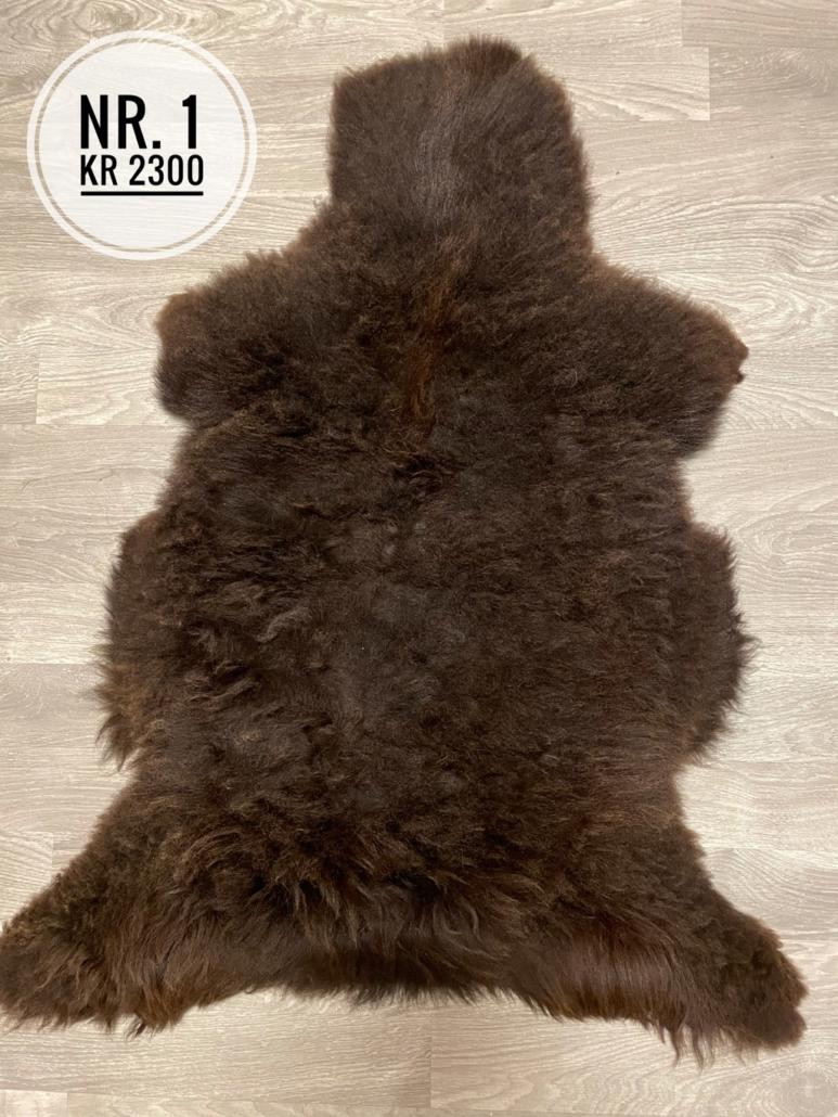 Skinn nr. 1 kr 2300