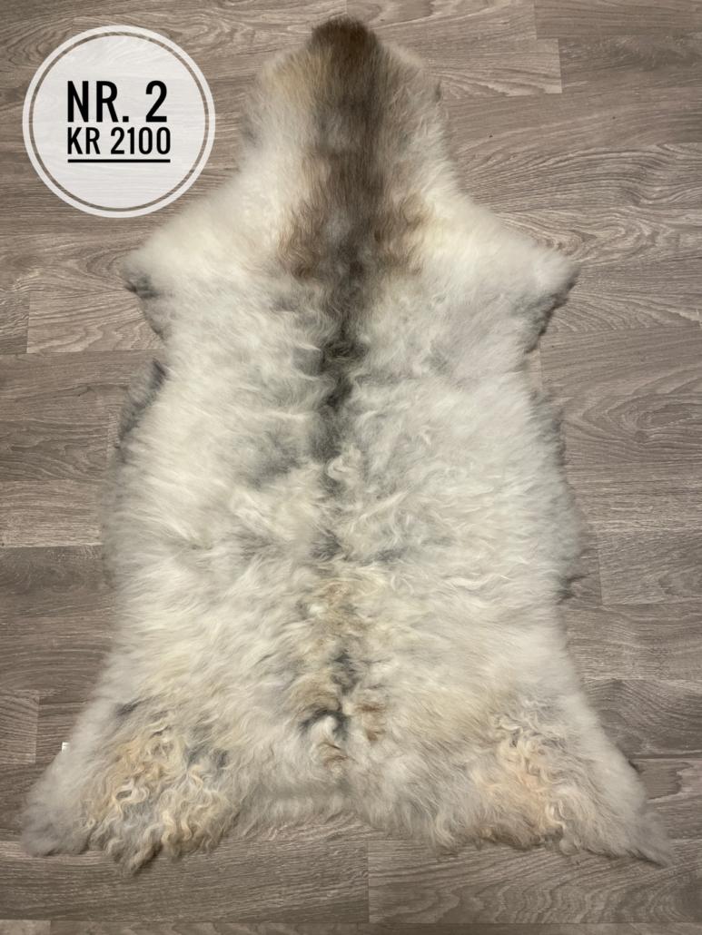 Skinn nr. 2 kr 2100